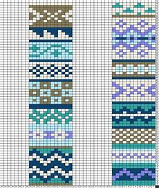 Free Charts For Knitting Tricksy Knitter By Megan Goodacre 187 View A Color Chart