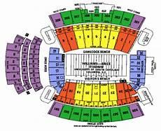South Carolina Gamecock Football Stadium Seating Chart Williams Brice Seating Map Columbia Sc Mappery