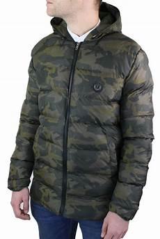 mens camo coats ladybird mens tailored fit puffer camo camouflage coat jacket