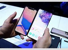 Samsung Galaxy S20 Ultra vs iPhone 11 Pro Max (Video) »