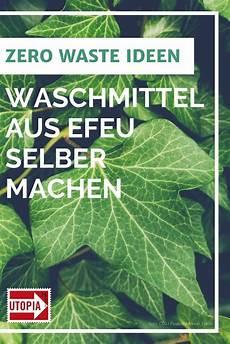 Malvorlagen Umweltschutz Selber Machen So Einfach Machst Du Waschmittel Aus Efeu Waschmittel