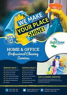 Office Cleaning Flyer How To Make A Cleaning Business Flyer Oxynux Org