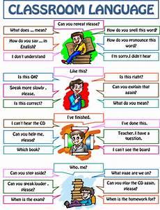 English Language Charts For Classroom English Is Fun With Cris Classroom Language