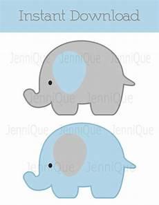 printable elephant decorations elephant baby shower