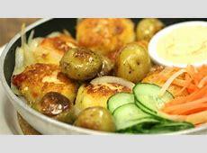 Fish balls at Kaffivagninn   Seafood recipes   SBS Food