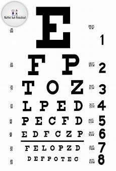Free Printable Eye Chart Vision Test Pin On Health