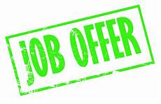 Job Offer Ask The Headhunter 174 Nick Corcodilos