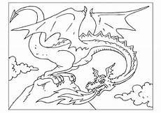 malvorlage drache kostenlose ausmalbilder zum ausdrucken