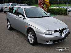 2003 Alfa Romeo 156 2 0 Jts Sportwagon Car Photo And Specs