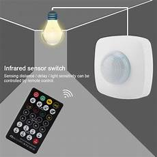 Infrared Remote Light Switch Ps02b Human Body Infrared Motion Sensor Remote Control