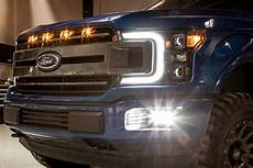 Anzo Lights F150 2018 2019 F150 Anzo Plank Style Switchback Projector