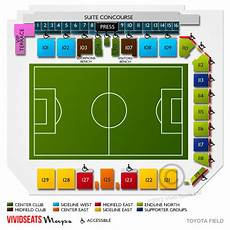 Toyota Field Seating Chart Toyota Field Tickets Toyota Field Information Toyota