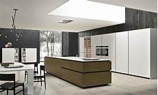 cucina con cucina con l isola il modello ideale a vista sul
