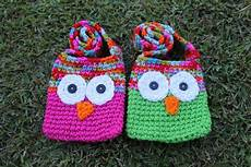 crochet owl bags with by lindsay vick craftsy