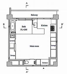 gallery of house plans 50 square meters 26 more