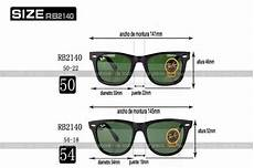 Wayfarer Sunglasses Size Chart 55mm Ray Ban Size Guide Www Tapdance Org