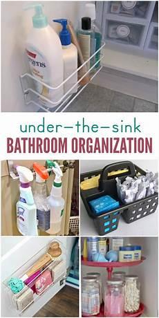 kitchen sink organizing ideas 15 ways to organize the bathroom sink