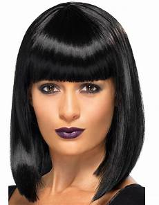 bob peruukki black wig bob for