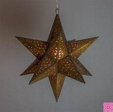 Moravian Tin Star Light Moravian Star Punched Metal Tin Pendant Light Lamp Hanging