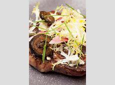Rib eye Steak Recipe with Salad   Great British Chefs