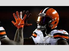 LOOK: Browns WR Jarvis Landry Welcomes OBJ to Cleveland on