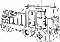 simple truck coloring pages at getcolorings