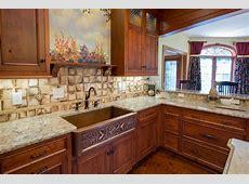 Rustic European Kitchen   Traditional   Kitchen   Cleveland   by Laura Gills: An Interior Design