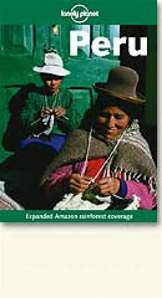 Lonely Planet Travel Guide Peru