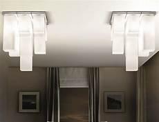 Light Tubes For Ceilings Nella Vetrina Vistosi Tubes Pl 9 Ceiling Light In Smoky