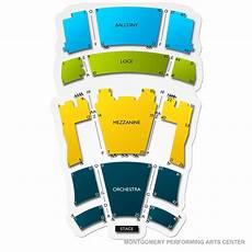 Wright Center Samford Seating Chart Montgomery Performing Arts Center Seating Chart Vivid Seats