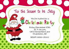 Invitation Letter Christmas Party Christmas Party Invitation By Stickerchic On Etsy