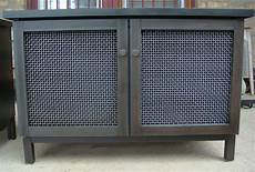 made cabinet radiator cover industrial modern by