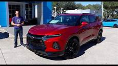 2019 Chevy Blazer by Is The 2019 Chevy Blazer Rs A Boom Or Bust