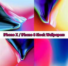 Iphone 8 Stock Wallpapers by Iphone X And Iphone 8 Stock Wallpapers