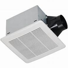 Bathroom Exhaust Fan With Light Lowes Utilitech 0 3 Sone 80 Cfm White Bathroom Fan Energy Star