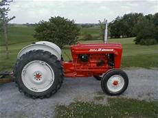 Antique Tractors 601 Ford Workmaster Picture