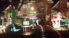 Deerfield Lights Plano Deerfield Christmas Lights In Plano Youtube