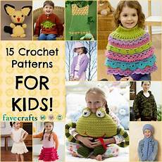 crochet for 15 free crochet patterns favecrafts