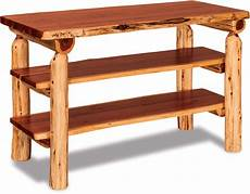 Sofa Table With Shelves Png Image by Living Room Furniture Shipshewana In Fireside Log