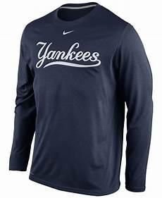 lifeguard sleeve shirt yankees lyst nike s sleeve new york yankees legend t