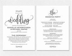Invitation Template Word Free Rustic Wedding Invitations Printable Templates Free