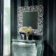 cornici x specchi specchio quadrato con cornice traforata