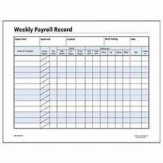 Weekly Payroll Sheet Weekly Employee Payroll Form Google Search Time Sheet