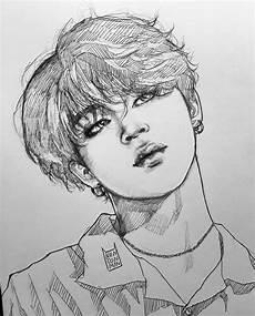 dias on bts drawings kpop drawings