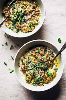 receta plat one pot spinach lentils receta recetas