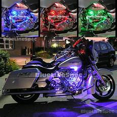 Motorcycle Led Light Kit Led Motorcycle Lights Glow Kit For Harley Davidson