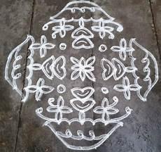 3 Pulli Kolam Designs 15 Pulli 3 Varisai 3 Varai Ner Pulli Kolam Step By Step