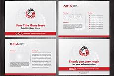 Powerpoint Custom Design Powerpoint Template Based On Existing Logo Powerpoint