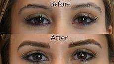 microblading eyebrows see my before and after results