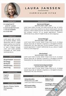 Curriculum Vitae Free Download 50 Best Go Sumo Cv Templates Resume Curriculum Vitae